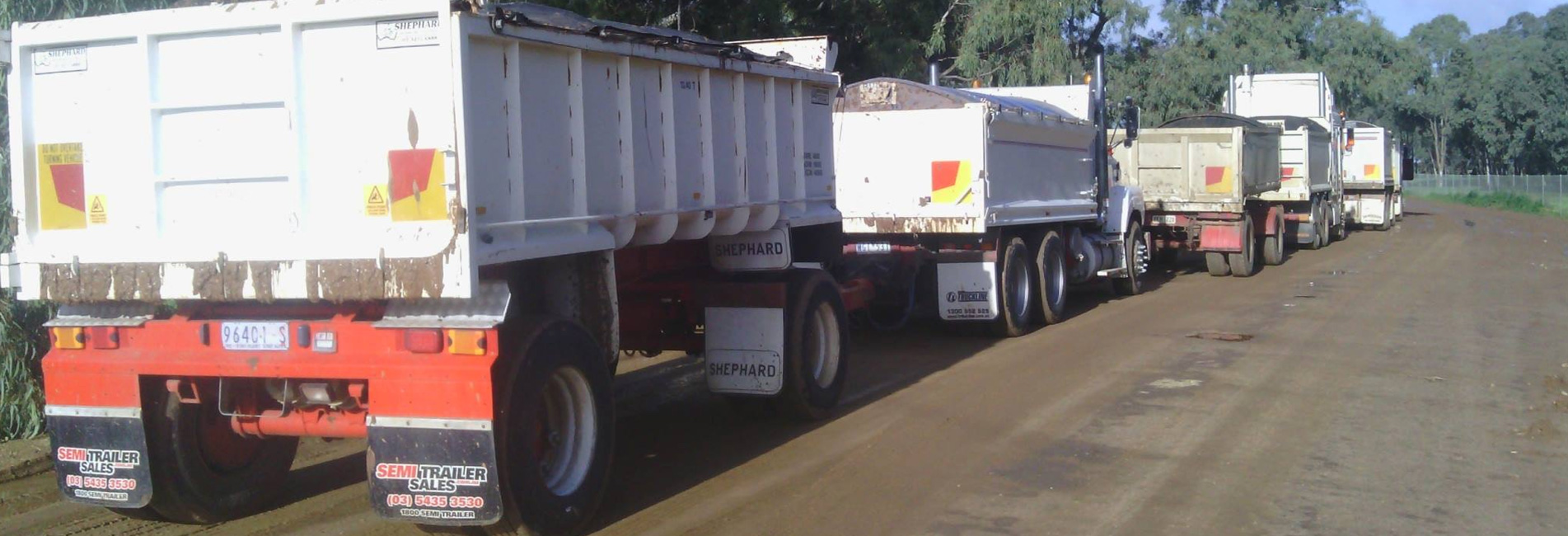 Trailer Sales Bendigo, Semi Trailer Rental Lockwood, Semi Trailer Sales Kangaroo Flat, Used Semi Trailers Sydney & Brisbane